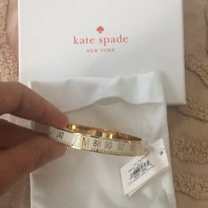 Kate spade radio frequency bracelet. NWT
